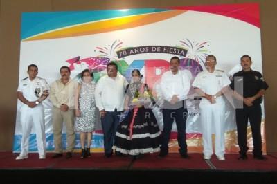 Presentan la 'Expo Feria Tuxpan 2018'