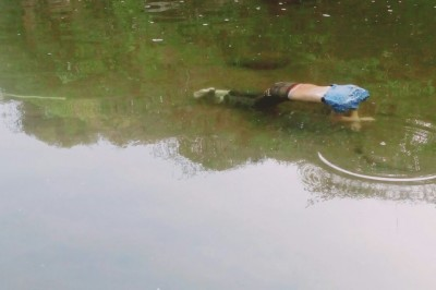 Encuentran cuerpo en río Jamapa