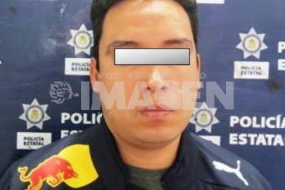 Ladrón de autos detenido en Xalapa