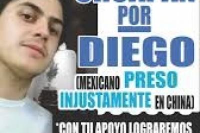 Mexicano corre el riesgo de pasar 9 años en cárcel asiática