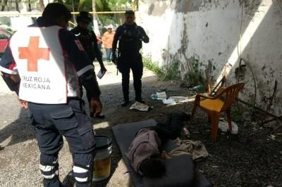 Encuentran el cuerpo de un sexagenario en la Colonia Centro