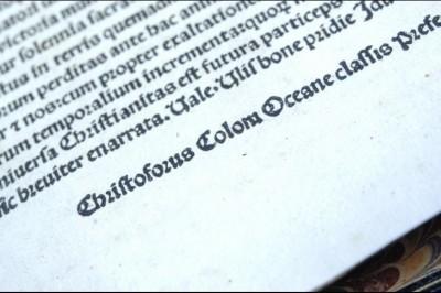 Devuelve EU documento histórico