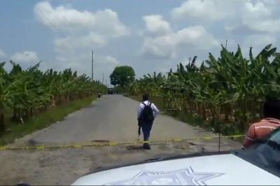 Domingo violento en Tuxtepec, asesinan a dama y varón en San Bartolo, municipio de Tuxtepec