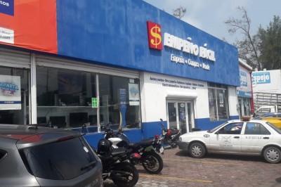 Asaltan empeño en el municipio de Boca del Río