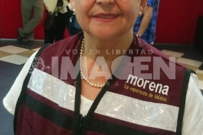 Nunca Veracruz había tenido tanto dolor: Gloria Sánchez