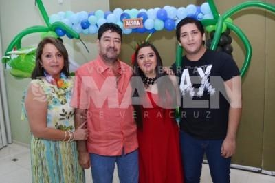 DEJARÁ LA SOLTERÍA: Patricia Ávalos Ortiz protagonizó despedida