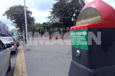 SM Vial Poza Rica parquímetros