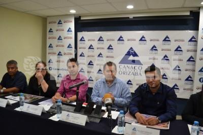 Integrantes de la Canaco anunciaron su programa 'Yo voto porque quiero a México'