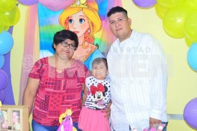 TARDE DE DIVERSIÓN: Azul Sabina Hernández Arias celebra cumpleaños