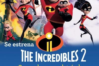 ¿Quienes son las voces detrás de los personajes de Los Increíbles 2?