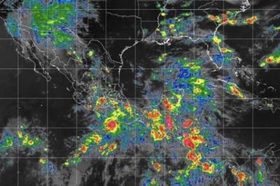 'Carlotta' provocará lluvias en 14 estados