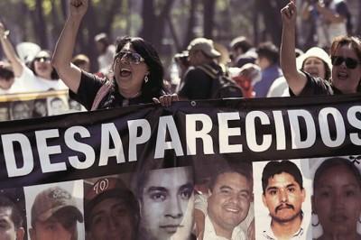ONU propone al Gobierno federal dialogar sobre desapariciones