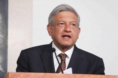 AMLO pide audiencia a Peña para abordar el tema del nuevo aeropuerto
