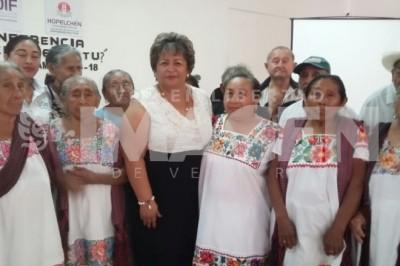 CELEBRAN ANIVERSARIO : Conferencias para el adulto mayor han tenido gran éxito