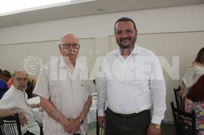 ILUSTRATIVA MAÑANA : El doctor Guillermo Broissin imparte interesante ponencia