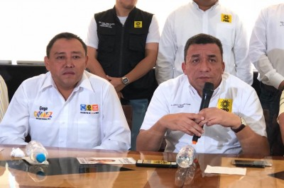 PRD denunció a Cuitláhuac: JAVF