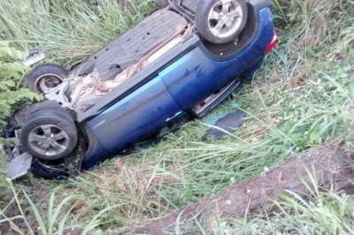 Hombre vuelca y pierde la vida en carretera de Paso del Toro.