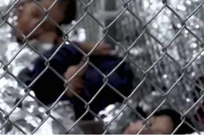 México pide revisar reclusión en jaulas de menores migrantes en EU