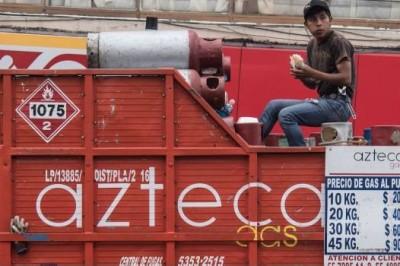 Es importado el 60% del gas que se consume en México: Cofece