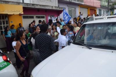 'Ricardo Anaya presente en Xalapa'