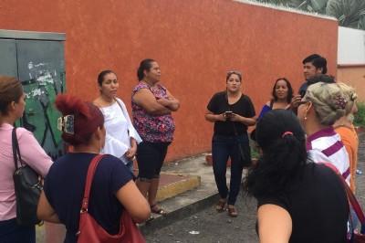 """Desfalco en la escuela primaria """"La Esperanza"""" en Veracruz"""