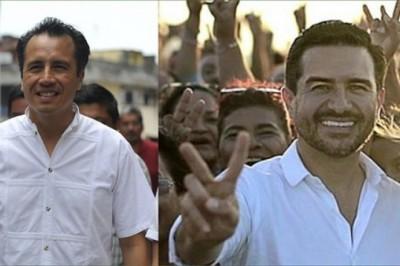 Una diferencia de 33 millones de pesos entre vivienda de Yunes Márquez y Cuitláhuac (+ FOTOS)