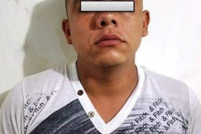 Capturan a ladrón de la zona centro de Veracruz