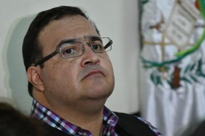 Entrega PGR a gobierno de Veracruz departamento de lujo de Duarte
