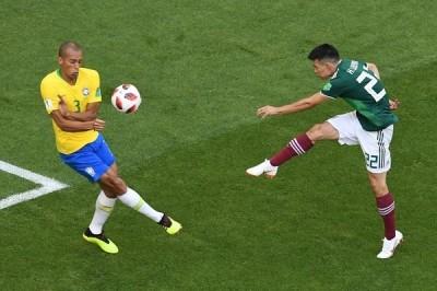 Brasil derrota a México y lo deja sin quinto partido