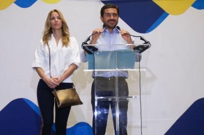 Acepta Yunes Márquez su derrota ante medios de comunicación