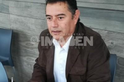 """""""Diálogo será fundamental para mantener la gobernabilidad en Veracruz"""": Javier Verónica"""