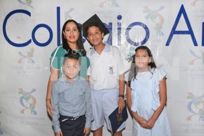 UN NUEVO PELDAÑO: Alumnos del Colegio Americano de Veracruz egresan de Primaria