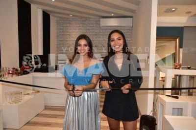 JÓVENES EMPRENDEDORAS: Daniela Moreno y Janeth Jiménez inauguran Gigimore