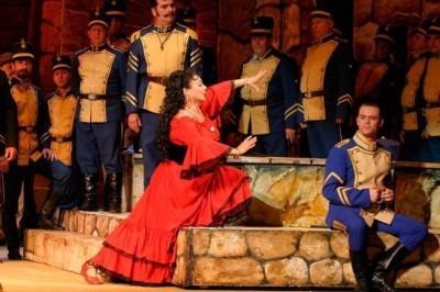 La ópera de CARMEN
