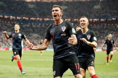 Croacia alcanza su primera final de Copa del Mundo