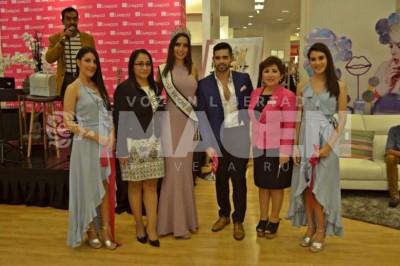 CELEBRAN SEMANA DE LA BELLEZA : Realizan evento en Liverpool Plaza Américas