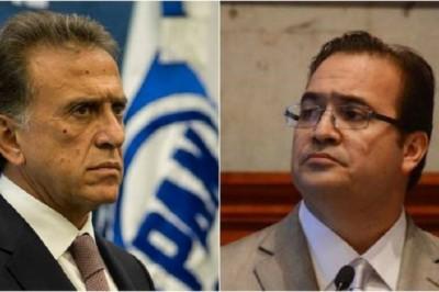Yunes Linares imita a JDO para dejar inamovible a Winckler en Veracruz