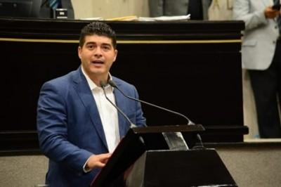 Zenyazen Roberto Escobar aseguró que MAYL quiere dejar un fiscal para cubrir las espaldas
