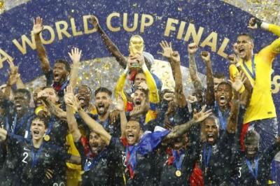 Campeón del Mundo: Francia se queda con su segunda estrella