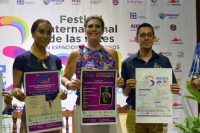 Invitan al Festival Internacional de las Artes