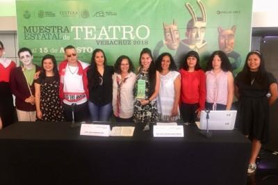 Anuncian Muestra Estatal de Teatro 2018
