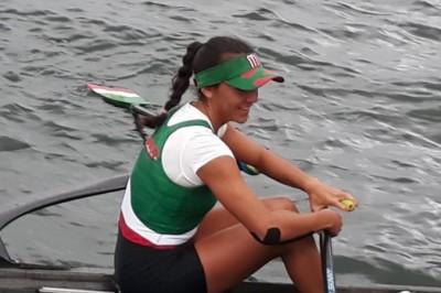 Kenia Lechuga y Alexis López consiguen Oro para México