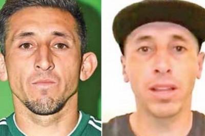 Héctor Herrera cambia de rostro tras cirugías