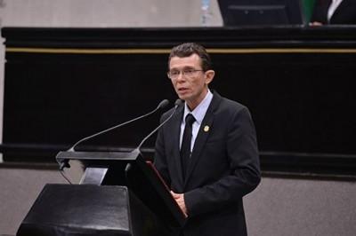 José Kirsch lamenta arrebatos de Sergio Hernández tras elección de Fiscal