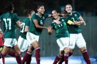 ¡Oro exprés! México Femenil remontó a Costa Rica y son campeonas Centroamericanas