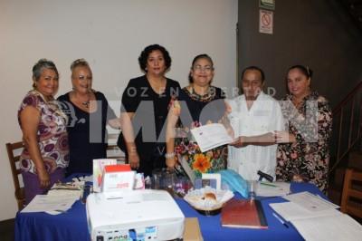 """EN EXCLUSIVA : Festejo por el 55 aniversario del Club de Escritoras """"Gema Odila Garzón Arcos"""""""