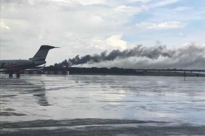 Aeroméxico verifica reporte de desplome de avión en Durango