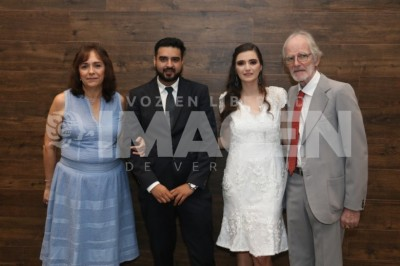 POR LA LEY DEL HOMBRE: Silvana Morlotti y Jan Cruz Calderón unen sus vidas