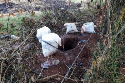 Localizan toma clandestina de hidrocarburo en Acayucan