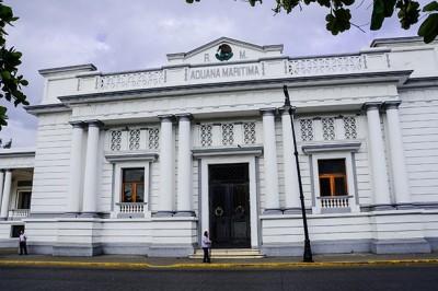 Aduana Marítima de Veracruz de las más productivas del país